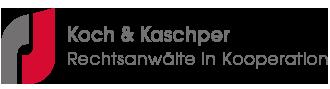 Koch & Kaschper, Rechtsanwälte in Kooperation