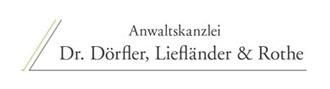 Anwaltskanzlei Dr. Dörfler und Liefländer in Leipzig und Altenburg